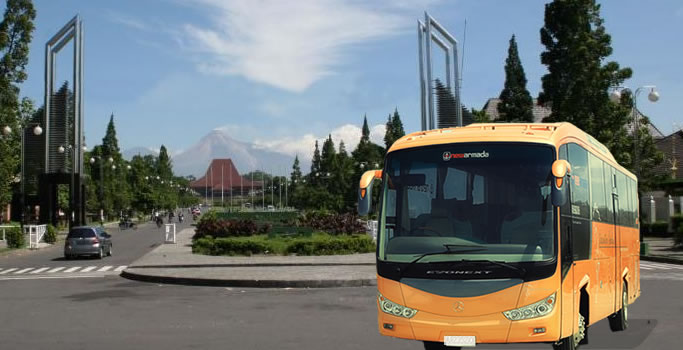 rental mini bus Purworejo