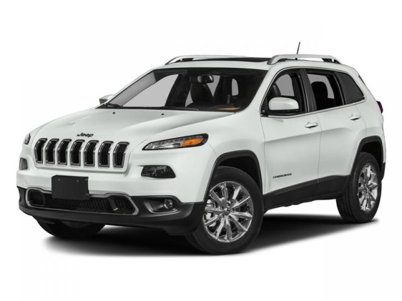 Jeep Cherokee Limited AWD Review